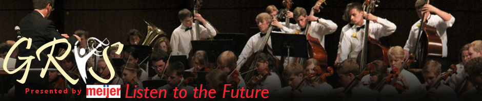 Grand Rapids Youth Symphony & Classical Orchestra