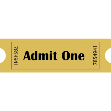 Single Concert Ticket – Student/Senior Citizen